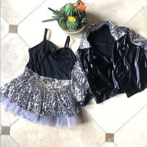Weissman Dance Costume - XLC